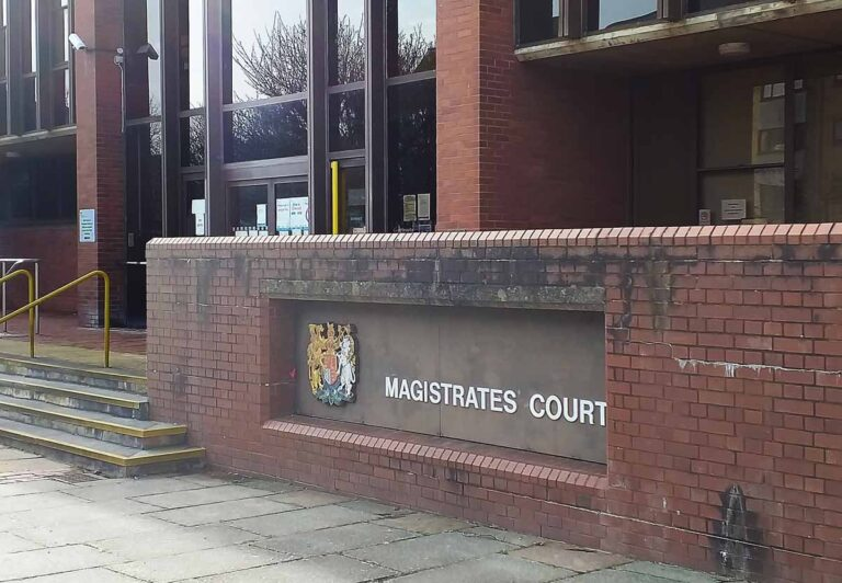 Drink driver jailed after being spotted by off-duty PCSO in Margate