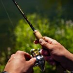 Specials cast their net for illegal anglers in Monk Lakes near Maidstone