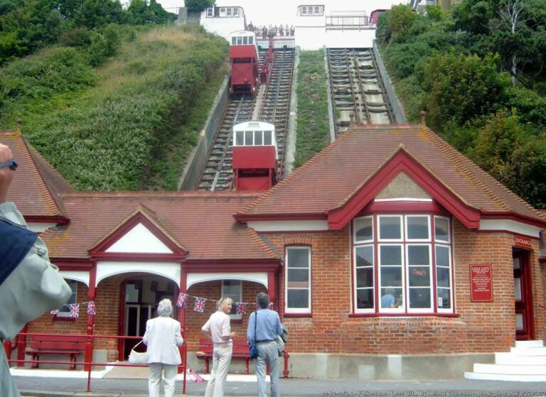 Folkestone Leas Lift applies to National Lottery to get it back on track