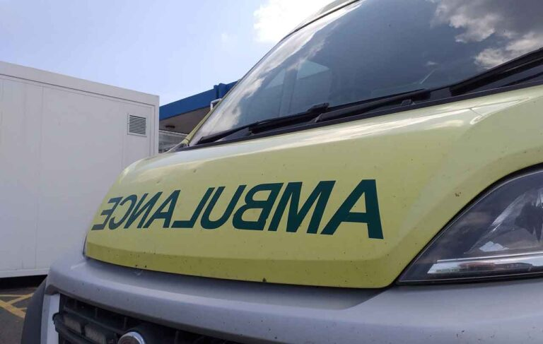 Witnesses sought following serious collision between vehicle and cyclist near Chatham