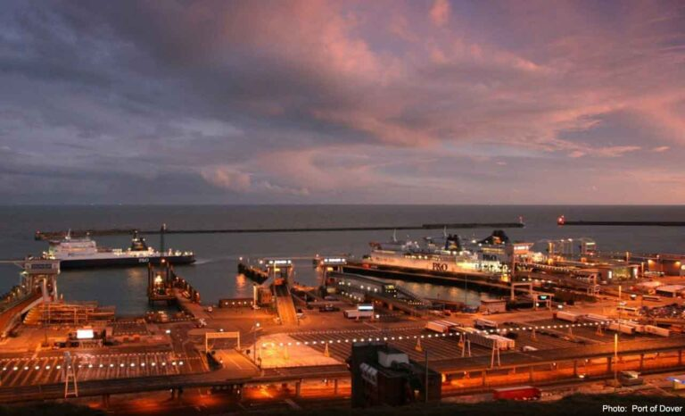 University of Kent project researches for net-zero cross-channel ferry fleet in Dover