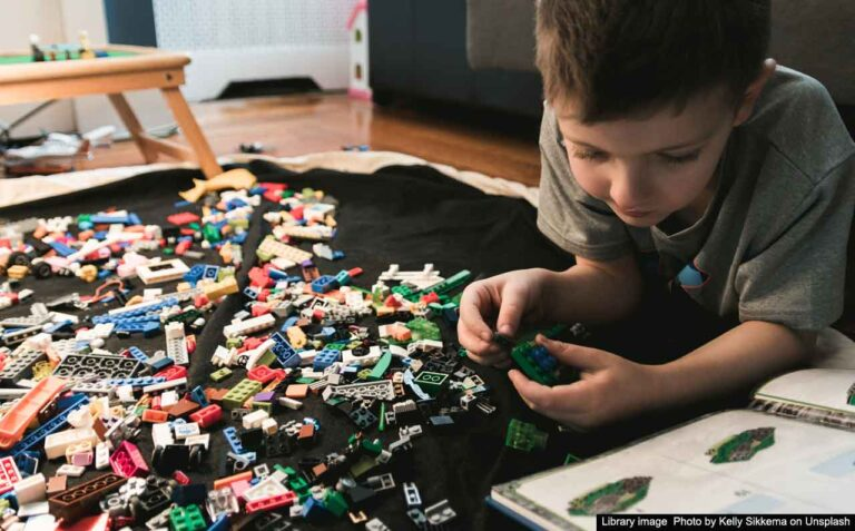 Toy building bricks wanted for 'Brickmas' project at Beaney in Canterbury