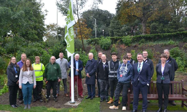 More Green Flags than Folkestone and Hythe can shake a stick at!