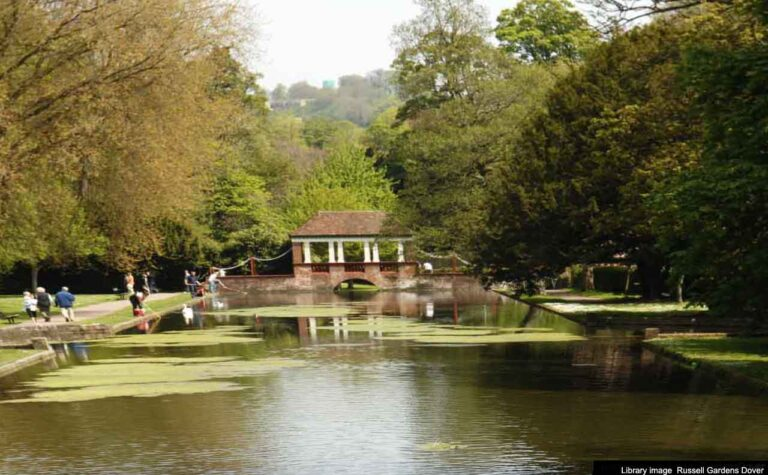 Two of the Best! Dover boasts two of the country's top parks